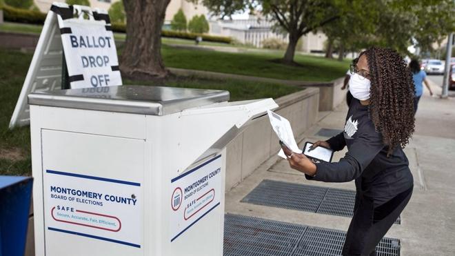Bỏ phiếu qua thư bầu Tổng thống Mỹ: Liệu có chỗ cho gian lận? - Ảnh 2.