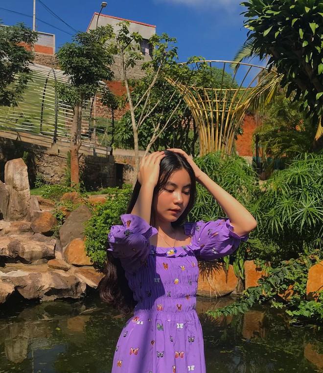 Con gái út nhà MC Quyền Linh càng lớn càng xinh xắn dễ thương không kém gì chị gái - Ảnh 3.