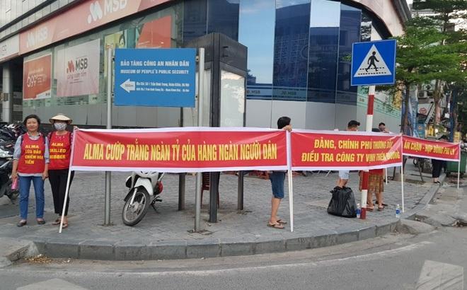 Khách hàng điêu đứng vì dự án Alma - Nha Trang