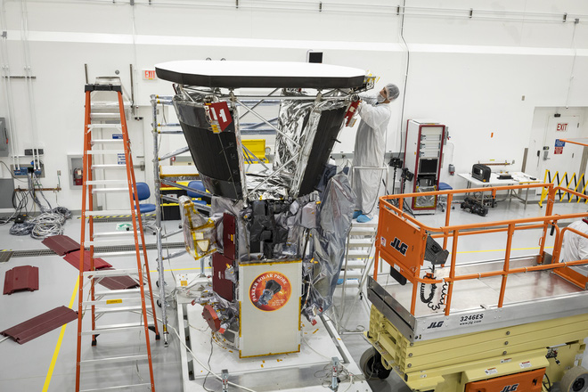 Những điều đáng kinh ngạc của tàu vũ trụ nhanh nhất lịch sử: Vì sao NASA lại đầu tư 1,5 tỷ USD cho nó? - Ảnh 12.