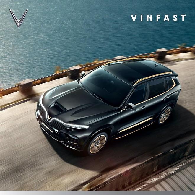 Chốt giá bán VinFast President phiên bản giới hạn, dành riêng cho thị trường Việt Nam - Ảnh 1.