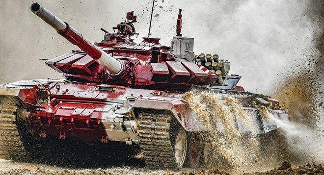 Tank Biathlon 2020: Nga vô địch - Đại tướng Shoigu ra lệnh nâng cấp toàn bộ xe tăng T-72 - Ảnh 1.