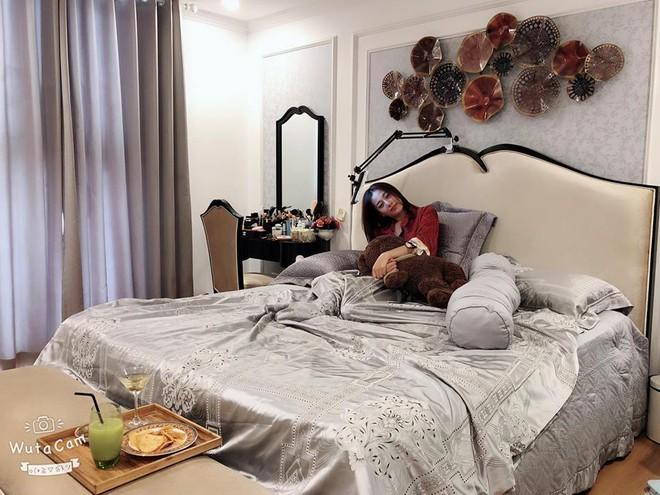 Diễn viên Phương Oanh khoe nhà mới, đồng nghiệp Thanh Hương phải thốt lên 2 từ đẳng cấp  - Ảnh 7.