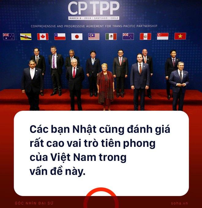 Nguyên ĐS Việt Nam tại Nhật chia sẻ về ý chí đưa nước Nhật hùng cường trở lại của ông Abe và quan hệ tốt đẹp với Việt Nam - Ảnh 3.