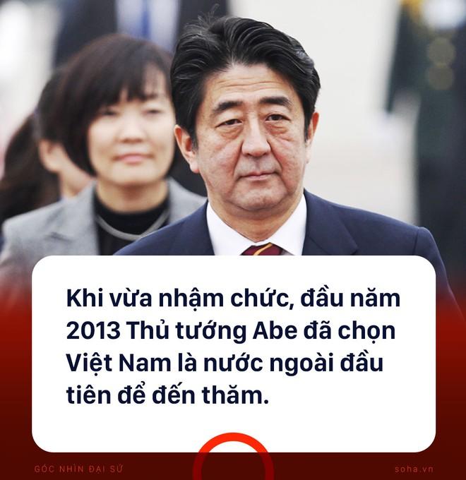 Nguyên ĐS Việt Nam tại Nhật chia sẻ về ý chí đưa nước Nhật hùng cường trở lại của ông Abe và quan hệ tốt đẹp với Việt Nam - Ảnh 5.