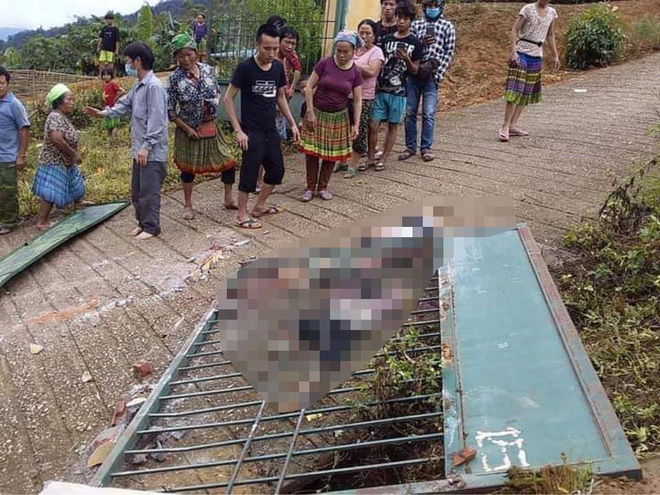 Lào Cai: Sập cổng trường mầm non, 3 cháu bé tử vong - Ảnh 1.