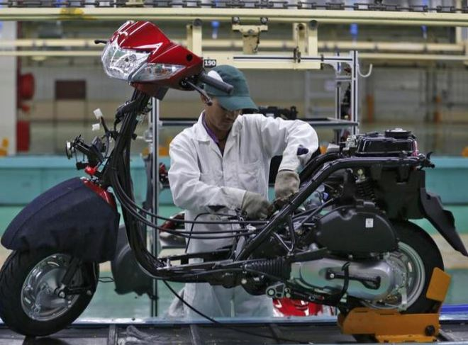 Doanh số xe máy Honda giảm mạnh trên toàn cầu - Ảnh 1.