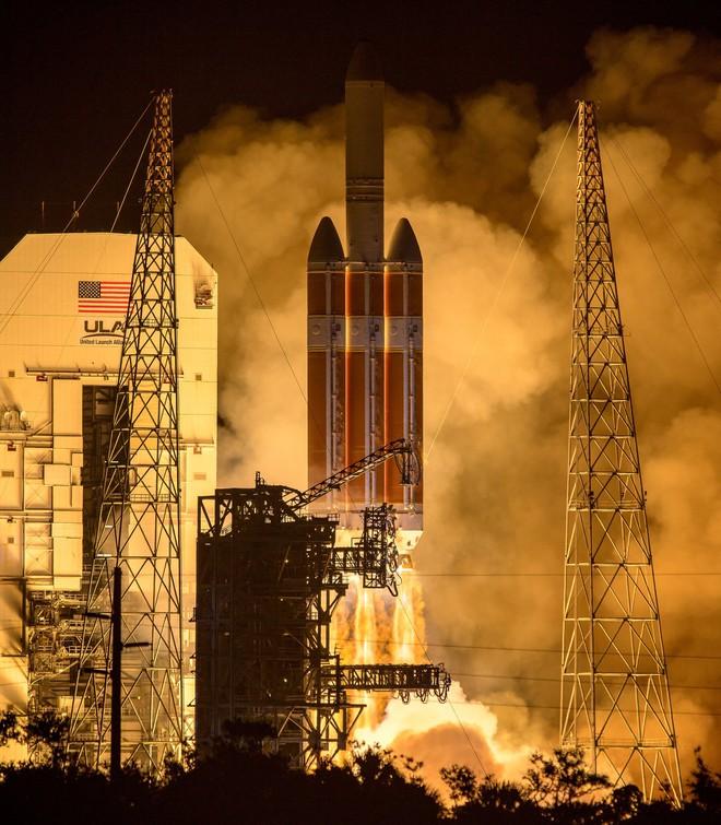 Những điều đáng kinh ngạc của tàu vũ trụ nhanh nhất lịch sử: Vì sao NASA lại đầu tư 1,5 tỷ USD cho nó? - Ảnh 1.