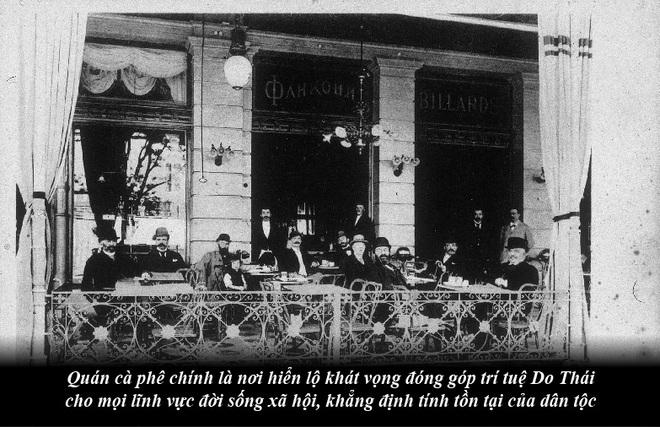 Cà phê trong phẩm tính của người Do Thái  - Ảnh 2.