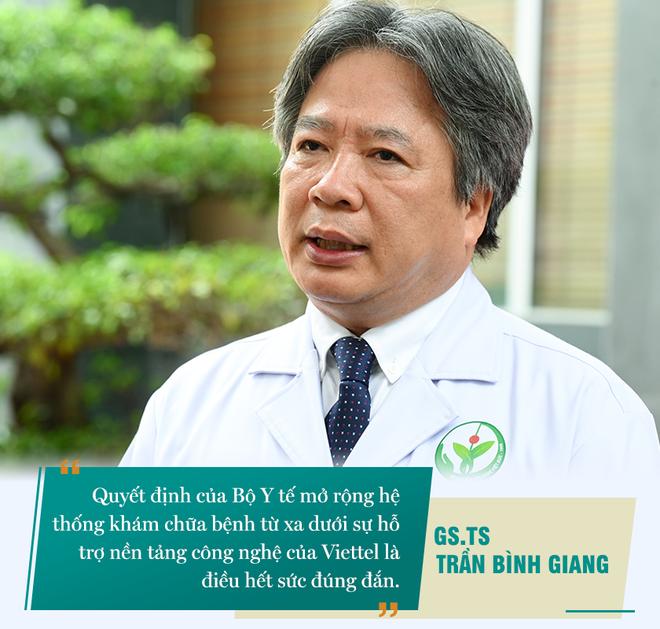 Giám đốc BV Hữu nghị Việt Đức: Telehealth cung cấp một platform để tạo ra thế giới phẳng trong y tế - Ảnh 3.