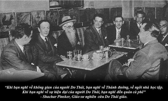 Cà phê trong phẩm tính của người Do Thái  - Ảnh 3.