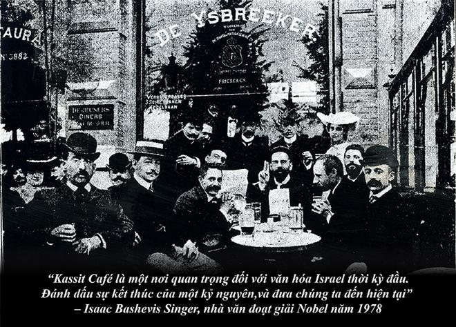 Cà phê trong phẩm tính của người Do Thái  - Ảnh 4.