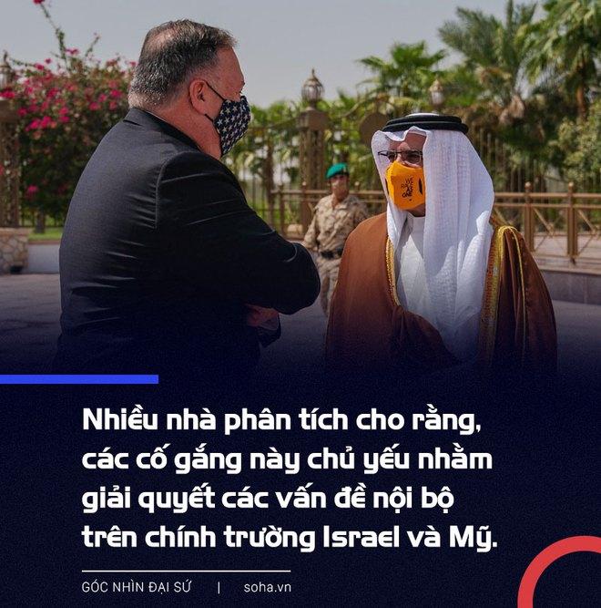 Các nước Ả Rập từ chối bình thường hoá quan hệ với Israel, chuyến công du của Ngoại trưởng Mỹ là thất bại được báo trước - Ảnh 4.