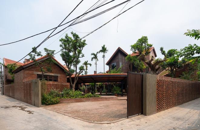 Choáng ngợp với ngôi nhà 11 mái ở Hà Nội, nhìn thôi đã thấy mê mẩn rồi! - Ảnh 13.