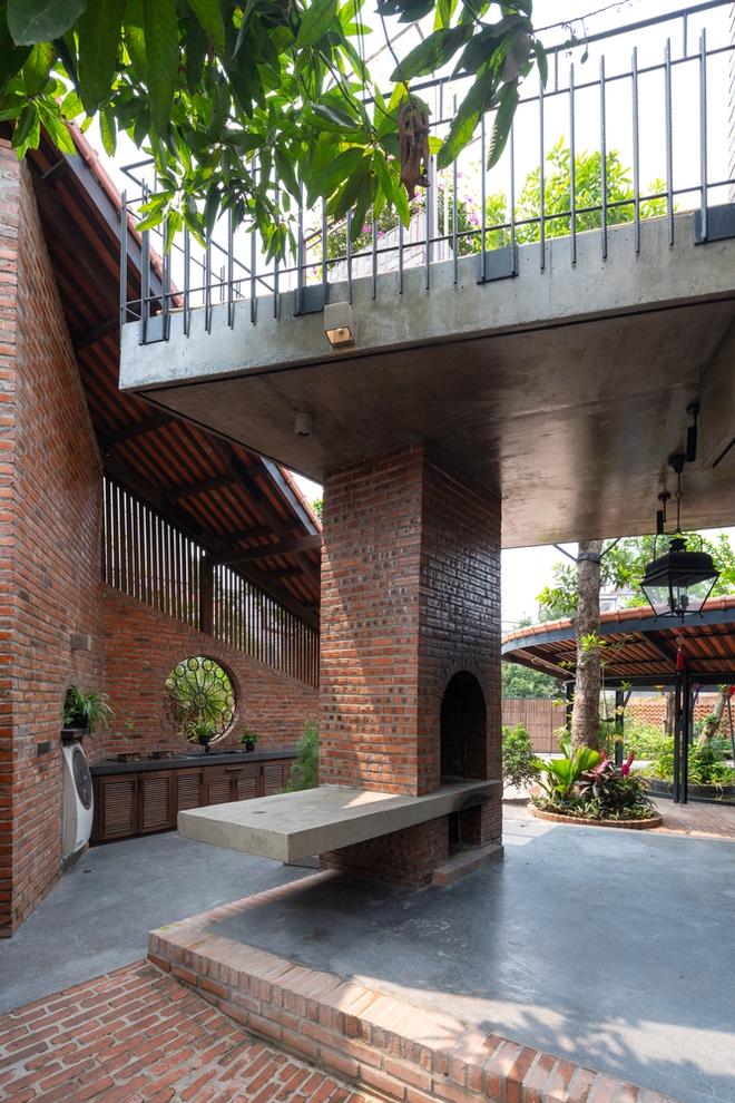 Choáng ngợp với ngôi nhà 11 mái ở Hà Nội, nhìn thôi đã thấy mê mẩn rồi! - Ảnh 3.