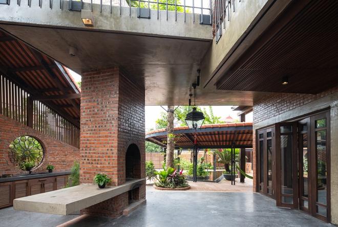 Choáng ngợp với ngôi nhà 11 mái ở Hà Nội, nhìn thôi đã thấy mê mẩn rồi! - Ảnh 9.