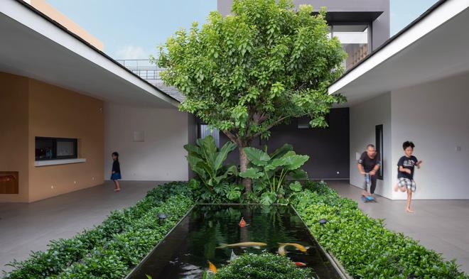Lạ mắt với ngôi nhà 1.000 m2 tại Hóc Môn vừa xuất hiện trên báo Mỹ - Ảnh 4.
