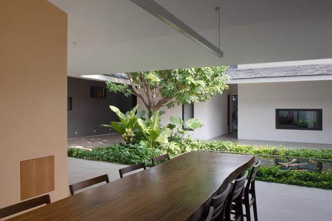 Lạ mắt với ngôi nhà 1.000 m2 tại Hóc Môn vừa xuất hiện trên báo Mỹ - Ảnh 10.