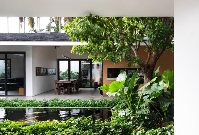 Lạ mắt với ngôi nhà 1.000 m2 tại Hóc Môn vừa xuất hiện trên báo Mỹ - Ảnh 2.
