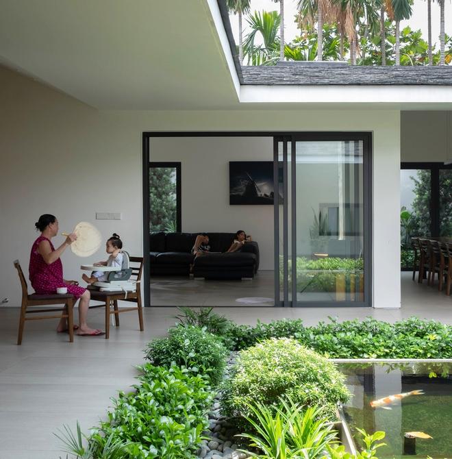 Lạ mắt với ngôi nhà 1.000 m2 tại Hóc Môn vừa xuất hiện trên báo Mỹ - Ảnh 5.