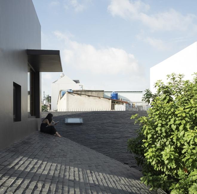 Lạ mắt với ngôi nhà 1.000 m2 tại Hóc Môn vừa xuất hiện trên báo Mỹ - Ảnh 14.