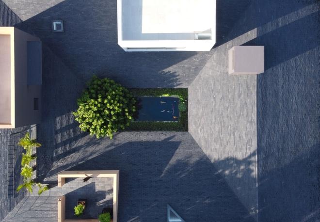 Lạ mắt với ngôi nhà 1.000 m2 tại Hóc Môn vừa xuất hiện trên báo Mỹ - Ảnh 8.