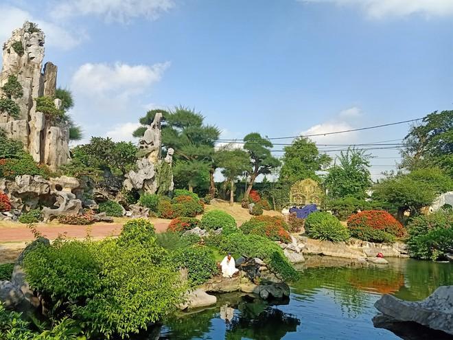 Biệt thự vườn 2.000 m2, có hồ cá Koi của đại gia Nam Định được rao bán với giá không tưởng - Ảnh 4.