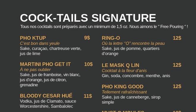 """Nhà hàng bán ẩm thực Việt ở Canada chế giễu phở Việt bị nhận """"mưa đá"""" của cư dân mạng - Ảnh 3."""