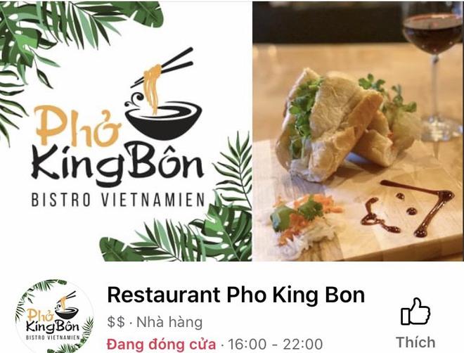 """Nhà hàng bán ẩm thực Việt ở Canada chế giễu phở Việt bị nhận """"mưa đá"""" của cư dân mạng - Ảnh 2."""