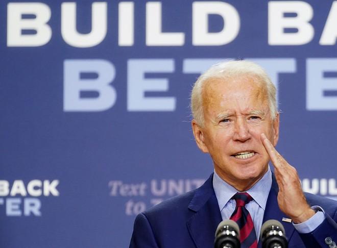 Bầu cử Mỹ: Giành vũ khí tối thượng của TT Trump, ông Biden nín thở chờ cơ hội chiến thắng? - Ảnh 3.