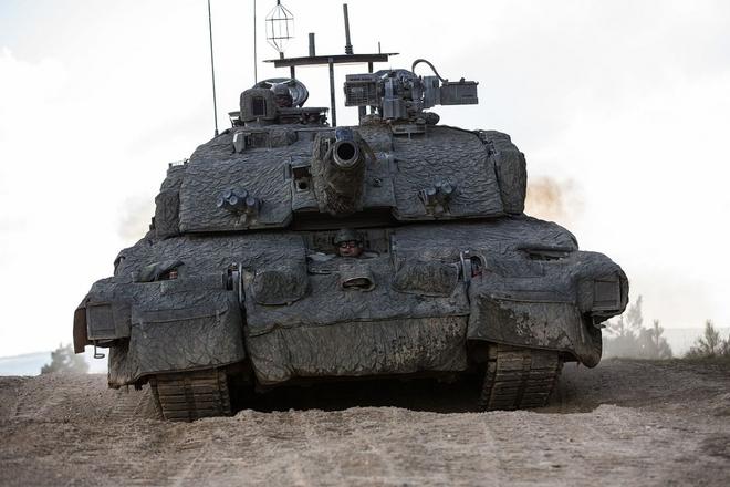 Anh loại bỏ xe tăng khỏi trang bị có là ý tưởng thức thời? - Ảnh 1.