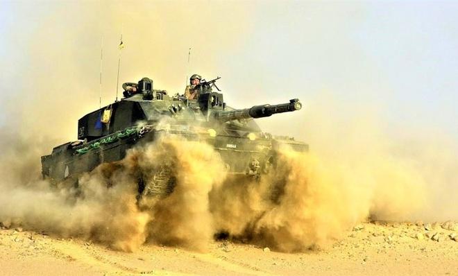 Anh loại bỏ xe tăng khỏi trang bị có là ý tưởng thức thời? - Ảnh 2.