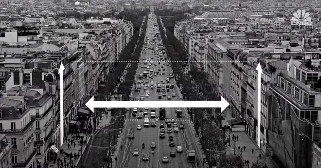 Bí mật đằng sau câu chuyện chẳng có tòa nhà cao tầng nào tại trung tâm Paris - ảnh 1