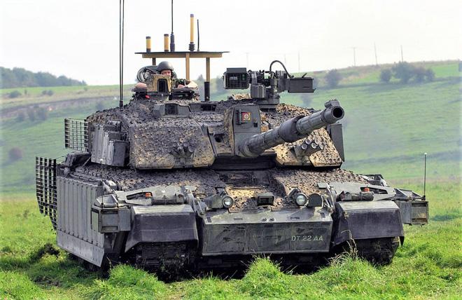 Anh loại bỏ xe tăng khỏi trang bị có là ý tưởng thức thời? - Ảnh 4.