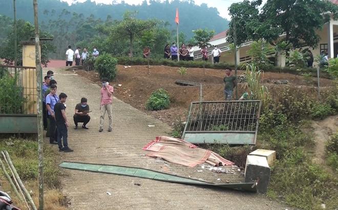 Hiệu trưởng nói gì sau vụ sập cổng trường làm 6 học sinh th.ương v.ong ở Lào Cai?
