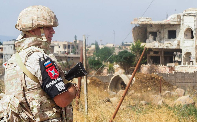 Tình hình Syria: Mỹ nói gì về hoạt động của quân đội Nga - Iran?