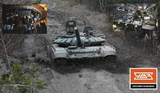 Top 100 Defense News: Lò rèn T-72B3, T-90 không được xếp hạng, CNQP Nga đang bị uy hiếp? - Ảnh 1.