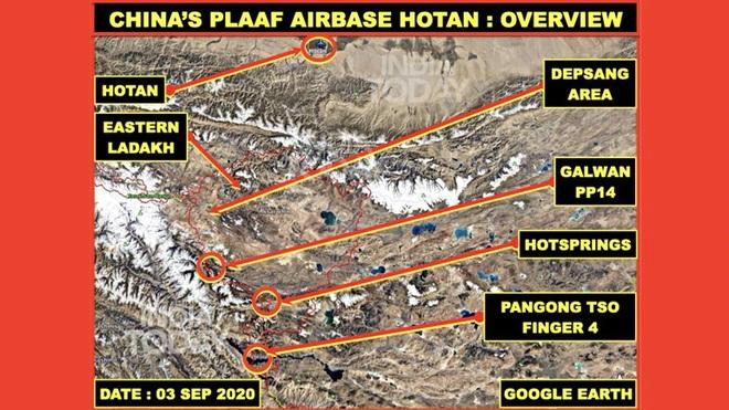 Lộ kế hoạch cực kỳ nguy hiểm của Trung Quốc với Ấn Độ trong xung đột biên giới - Ảnh 1.
