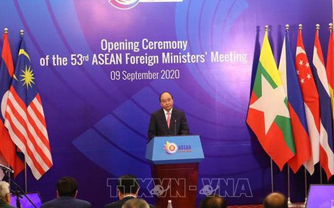 Thủ tướng Nguyễn Xuân Phúc: Tinh thần chủ động và trách nhiệm đã trở thành 'thương hiệu' của ASEAN