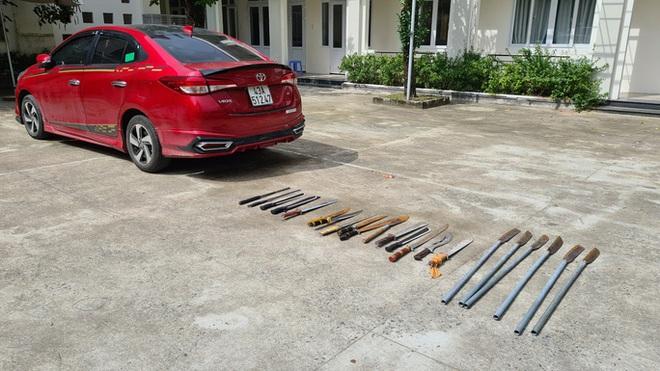 Truy bắt nhóm giang hồ hỗn chiến nổ súng giữa trung tâm Đà Nẵng - Ảnh 2.
