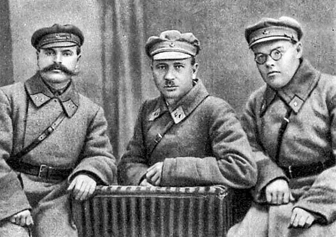 Chân dung nhân vật tài năng được lãnh tụ Stalin tin tưởng tuyệt đối - Shcherbakov - Ảnh 1.