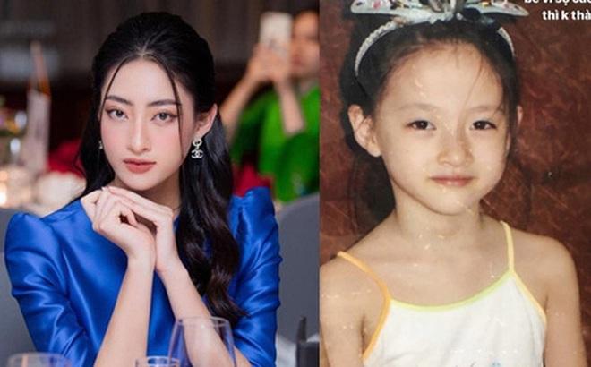 Hoa hậu Lương Thùy Linh thời đi học: Mặt mộc xinh xuất sắc, lên đại học từng stress vì lủi thủi chơi một mình