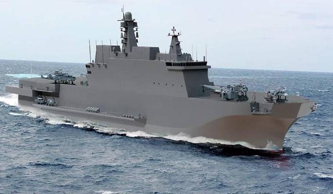 Đô đốc Nakhimov Nga mang 480 tên lửa: Xứng danh mạnh nhất thế giới? - Ảnh 3.