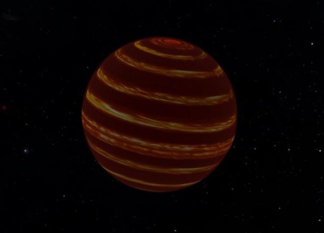 Sao lùn nâu - Ảnh: NASA