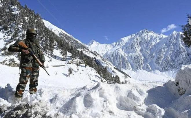 Ấn Độ bắt giữ binh sĩ Trung Quốc ở vùng biên giới tranh chấp