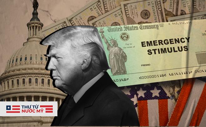 """Thư từ nước Mỹ: Dự luật cứu trợ """"người ngoài hành tinh"""" và khoản nợ gần 1.000 tỷ đô la """"từ trên trời rơi xuống"""""""