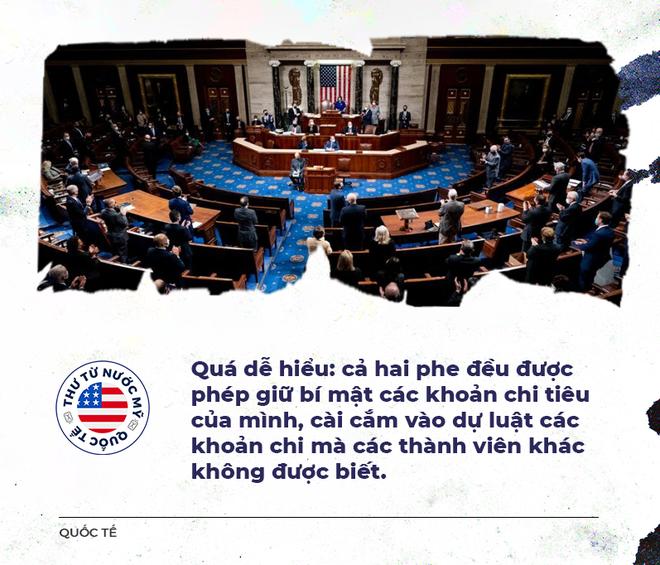 Thư từ nước Mỹ: Dự luật cứu trợ người ngoài hành tinh và khoản nợ gần 1.000 tỷ đô la từ trên trời rơi xuống - Ảnh 6.