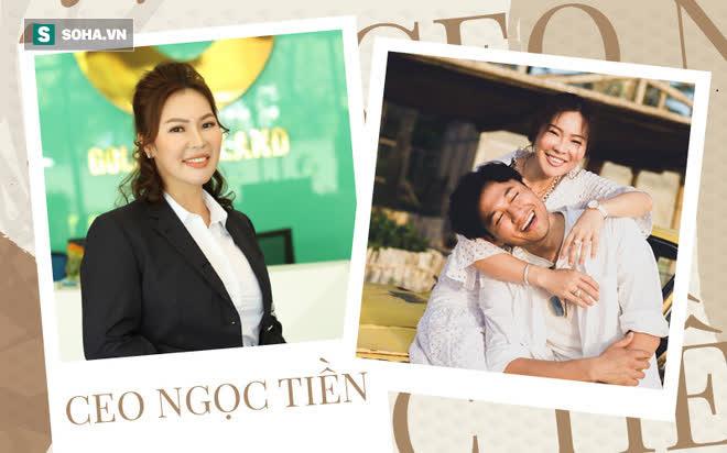 CEO Ngọc Tiền - vợ Quý Bình: Từ cô bé làm môi giới bán đất năm lớp 9 đến đại gia nghìn tỷ - Ảnh 1.