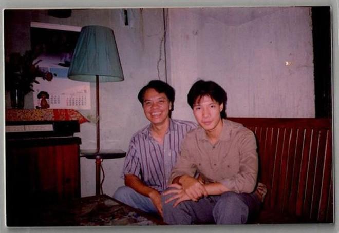 BLV Quang Huy: Con trai ruột nhạc sĩ nổi tiếng và những góc khuất ít người biết - Ảnh 1.