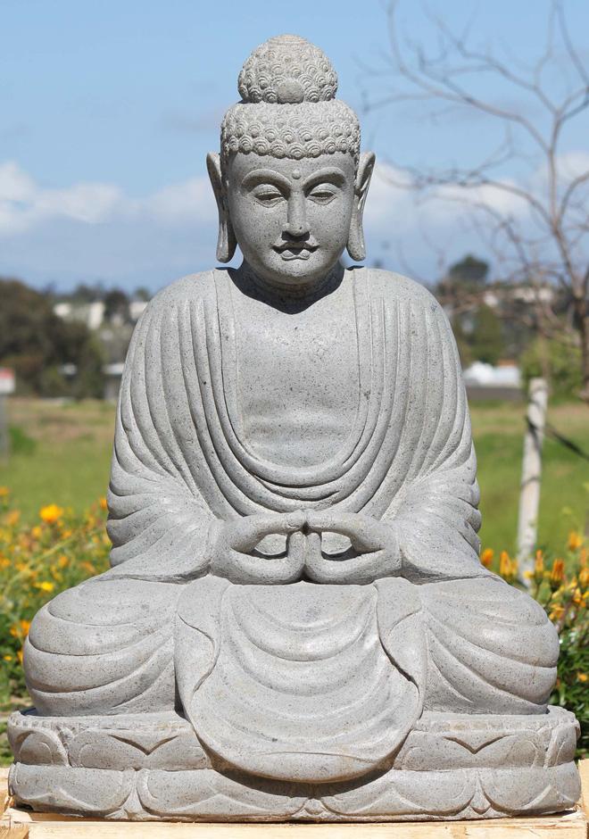 Nằm ngủ 1 giấc, tỉnh dậy thương nhân mất cả xe vải, quan phủ cho bắt tượng Phật và hồi kết đáng ngẫm - Ảnh 1.